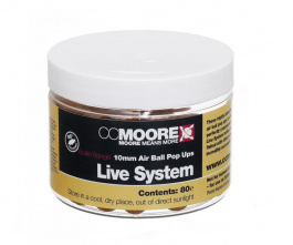 Бойлы CC Moore Live System Air Ball Pop Ups 10mm