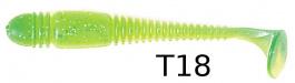 "Виброхвост Lucky John Tioga 3,9"" - 140104-T18"