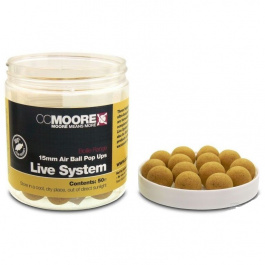 Бойлы CC Moore Live System Air Ball Pop Ups 15mm