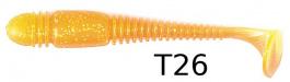 "Виброхвост Lucky John Tioga 3,9"" - 140104-T26"
