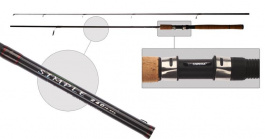Спиннинг Siweida Simple IM6 5-20гр. 2.10m