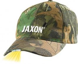 Бейсболка Jaxon CZX01B с фонариком камуфляж
