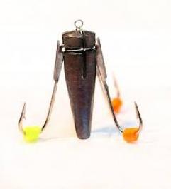 Мормышка вольфрамовая Ведьма Mustad помимо оригинальной конструкции демонстрирует неповторимую игру, которая привлекает даже пассивную рыбу. «Плавающие» крючки с нанизанными на них цветными бисеринками очень острые и гарантируют результативную подсечку. И