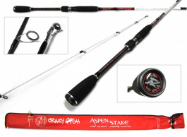 Спиннинг Crazy Fish Aspen Stake AS772MH