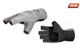 Перчатки флис / неопрен мембранные Norfin POINT (беспалые)
