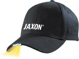 Бейсболка Jaxon CZX01A с фанариком черная
