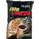 Прикормка Traper серия Big Carp Натуральная 2,5 кг