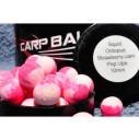 Бойлы Carpballs Pop Ups 10 mm Squid Octopus&Strawberry Jam (Кальмар, Осьминог и Клубничный Джем)