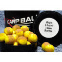 Бойлы Carpballs Pop Ups 10 mm Maple&Secret Agent (Аромат Клена)