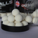 Бойлы Carpballs Pop Ups 10 mm White Chocolate (Белый Шоколад)