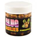 Бойлы Дипованные Carp Classic Baits Glugged Dumbells Pineapple, 10*16мм, 100гр