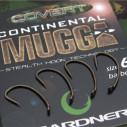 Крючок Gardner Covert Continental Mugga size 10