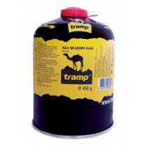 Баллон Tramp газовый резьбовой 450г