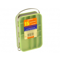 Коробка Aquatech 2х-сторонняя 15 ячеек 2515