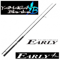 Спиннинг Yamaga Blanks Early