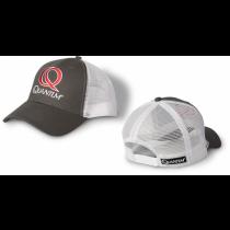 Кепка Quantum Trucker Cap серо/бел