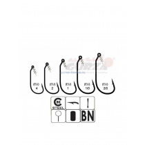 Крючок GURZA Easy Swim Bait Hook BN