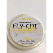 Шнур NTEC Fly Cat 137м yellow
