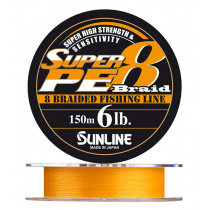 Шнур Sunline Super PE 8 Braid