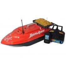 Умный кораблик для рыбалки Дельфин-2L 2016
