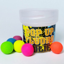 Бойлы Pop-Up Carp Classic Baits Fluoro Pop-Ups 10mm 15 шт.