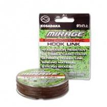 Поводковый материал в оболочке Kosadaka Mirage Skin Coated PVC Hook Link
