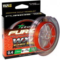 Шнур плетеный Intech Furios PE WX4 150m #0,4