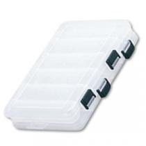 Коробка для воблеров двусторонняя Meiho Reversible 145 Clear