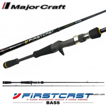 Кастинговое удилище Major Craft Firstcast Baitcasting