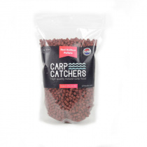 Пеллетс Carp Catchers «Red Halibut Pellets» (Krill)