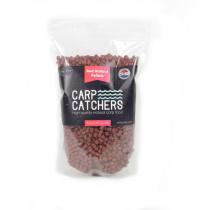 Пеллетс Carp Catchers «Red Halibut Pellets» (Krill)