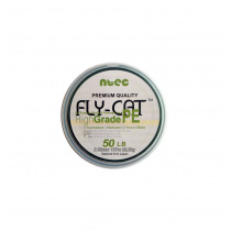 Шнур NTEC Fly Cat  moss green
