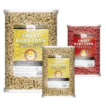 Пеллетсы из молодой кукурузы Carp Zoom Sweet Baby Corn Pellets