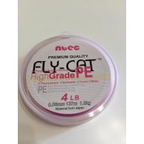 Шнур NTEC Fly Cat pink