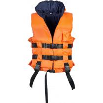 Жилет страховочный Select XXL 110-140 кг NEW со свистком